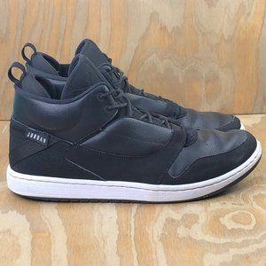 Nike Jordan Fadeaway Black Grey